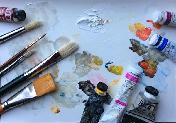 絵画教室イメージ