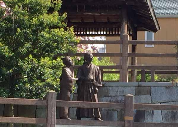 坂本龍馬とお龍