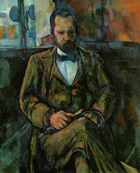 アンブロワーズ・ヴォラールの肖像